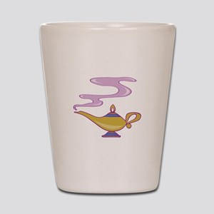 Magic Lamp Shot Glass